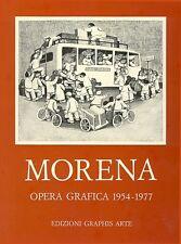 MORENA - Guastalla Guido e Giorgio, Alberico Morena. Opera grafica completa
