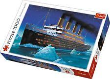 RMS Titanic ~ 1000 Piece Jigsaw Puzzle ~ Trefl