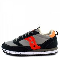 Saucony Sneaker - Jazz Original Peak - Grey Dove Orange