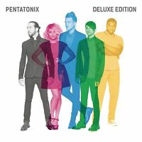 PENTATONIX Pentatonix Deluxe Edition CD BRAND NEW Bonus Tracks S/T Self-Titled