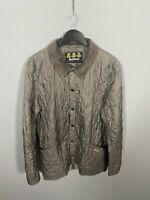 BARBOUR LIGHTWEIGHT LIDDESDALE Jacket - XL - Grey - Great Condition - Mens