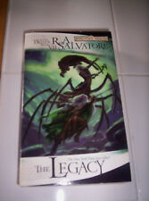 The Legacy: The Legend of Drizzt, Book VII. by R.A. Salvatore  paperback