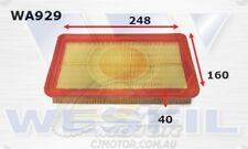 WESFIL AIR FILTER FOR Hyundai Excel  1.5L 1994-on WA929