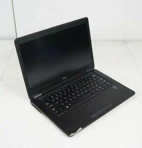 """Dell Latitude E7450 14"""" Intel i5-5300U 2.3GHz 4GB WIN10COA Fair No HDD Battery"""