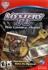 MYSTERY PI The Lottery Ticket (Hidden Object) PC GAME FREE US SHIPPING