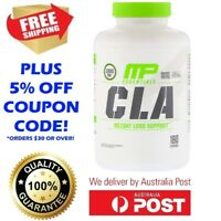 MusclePharm CLA Core - 180 Capsules MP Muscle Pharm Conjugated Linoleic Acid NEW