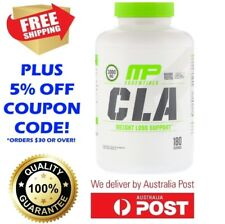 MusclePharm CLA Core - 180 Capsules MP Muscle Pharm Conjugated Linoleic Acid NEW