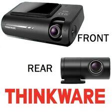 NUOVO Thinkware F770 2CH Hard Wire Dash Cam HD Wi-Fi GPS FOTOCAMERA ANTERIORE E POSTERIORE APP