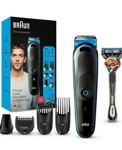 Braun 7- In- 1 Beard Trimmer Precise Beard Hair Styling