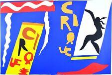 Henry Matisse Cirque poster stampa d'arte immagine 136,5x92cm - germanposters