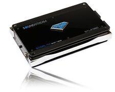 SoundStream Stealth alta potenza 2CH 560 WATT RMS AUTO AUDIO AMPLIFICATORE
