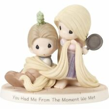 PRECIOUS MOMENTS Disney RAPUNZEL You Had Me From The Moment We Met NEW