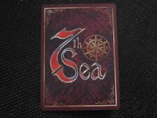 UPDATED 7th Sea CCG-Thousands to choose from-Rares & Fixed -pick three cards $10