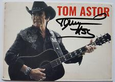 █▬█ Ⓞ ▀█▀  Ⓗⓞⓣ TOM ASTOR  Ⓗⓞⓣ  original Autogramm Ⓗⓞⓣ Gegen den Strom Ⓗⓞⓣ