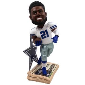 Ezekiel Elliottt Dallas Cowboys How Bout Them Cowboys Bobblehead NFL
