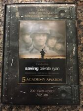 Saving Private Ryan(Dvd,2004,2-Disc Set,D-Day 60th Anniversary Commemorative Ed.