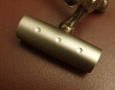 Lamy Accent Aluminium, natur (mit Einkerbungen)-Austausch-Hülse Griffstück neu