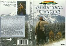 Professional Wilderness Trapping Mike Lapinski DVD
