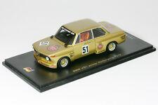 BMW 2002 - Team Warsteiner - Obermoser DRM Nürburgring 1976 - 1:43 Spark SG 041