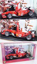 Hot Wheels B6219 Ferrari F2004 Scuderia Ferrari Marlboro Michael Schumacher 1:18