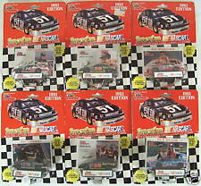 lot 1993 RC 1:64 #87,44,28,14,& #3 DALE EARNHARDT BV$80