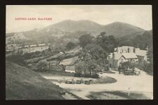 Worcs MALVERN British Camp Hotel 1917 PPC