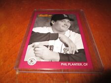 1991 Leaf Phil Plantier Boston Red Sox 18