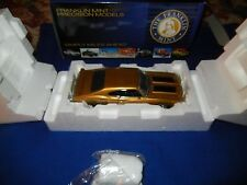1970 Oldsmobile 442 - Franklin Mint -New Box