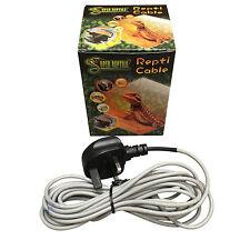 Reptile Heat Cable for Vivarium 3m, 3.5m, 6m, 9m or 12m Models Available
