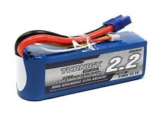 TURNIGY 2200mAh 3S 11.1V LIPO BATTERY 30/40c EC3 E-FLITE BLADE 400 450 e-flight