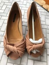 Tony Bianco Flat (0 to 1/2 in.) Leather Heels for Women