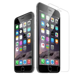 Straight Edge Apple Tempered Glass film Screen Protector for Apple iPhone 7/8