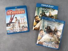 The Hangover (Extended Cut) and The Hangover 2 (sealed) Blu-Ray Region B