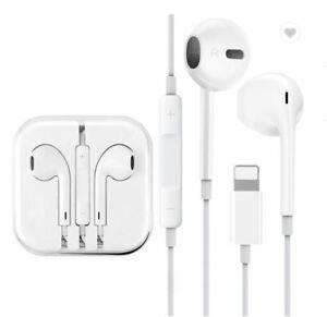 Earphone Headset For Apple iPhone 7 8 X XS XR 11 12 Pro