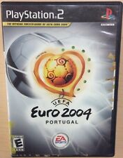 UEFA Euro 2004: Portugal Sony PlayStation 2 PS2 COMPLETE Tested FREE SHIPPING!!
