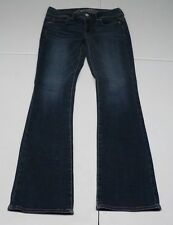 American Eagle Outfitters Womens 4 Blue Kick Boot Jeans NWOTs