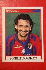 Panini Calciatori 1998/99 n. 31 BOLOGNA PARAMATTI DA EDICOLA