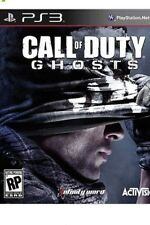 Factory Sealed! Call of Duty: Ghosts for Playstation 3-New!