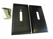 Fascia Housing Battery Cover Case Replacement Part For Nokia N800 N 800 Black UK