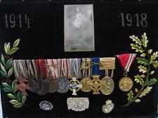 Descuento-ordenspange-medallas-insignia - Baviera-INF-cuerpo-Regimiento - Verdun