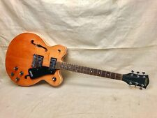 1970's Gretsch Broadkaster Model 7609 Electric Hollowbody Guitar Circa 1979