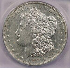 1884-S 1884 Morgan Dollar ICG AU50