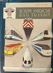 North American Rail Transit - APTA