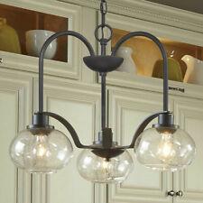 Quoizel TRG5103OZ Trilogy 3 Light 22'' Old Bronze Dinette Chandelier Ceiling