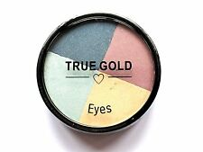 """""""TRUE GOLD"""" High Quality COSMETIC EYESHADOW Colour COMPACT - SALE!!"""