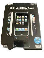 iSound iPod iPhone 3G,iPhone 2-in-1 Charger and Back Up Battery NIB