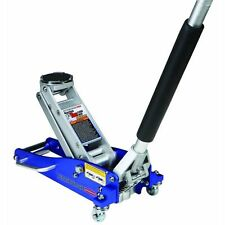 NO TAX 3000 Lb Lbs Aluminum Car Floor Jack Low Profile Rapid Lift 1.5 Ton NO TAX