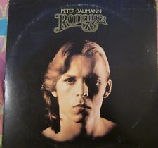 "12"" VERY RARE LP ROMANCE 76 BY PETER BAUMANN (1976) VIRGIN REC PZ 34897 PROMO"
