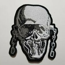 MEGADETH VIC RATTLEHEAD EMBROIDERED PATCH