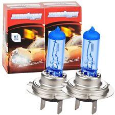 H7 Xenon Look ultra cruce peras lámparas bombillas White Blue c1 martillo